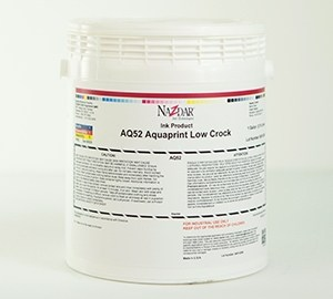 Additives for 9500 AquaPrint II Ready-for-Use (RFU) Screen Ink: Low Crock