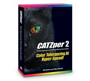 CATZper Color Tolerance System version 2