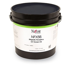 NFX56 Magnetic Receptive UV Screen Ink
