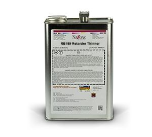 RE189 Retarder Thinner for Nazdar DA Nylon and Flock Screen Ink