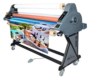 "55"" Wide Format Cold Laminator"