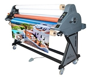 "55"" Wide Format Laminator with Heat Assist - Demo Unit"