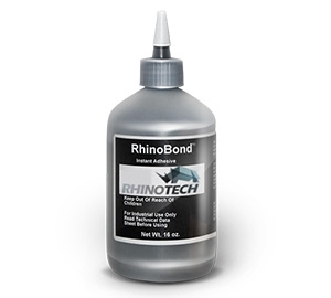 RhinoBond Instant Frame Adhesives - 120 Performance Grade Adhesive 16oz