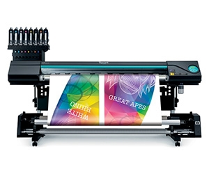 Texart RT-640M Multi-Function Dye Sublimation Printer