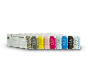 Eco-Sol MAX Digital Ink - 220ml Cartridges