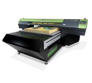 VersaUV LEJ-640FT Flatbed LED UV Printer