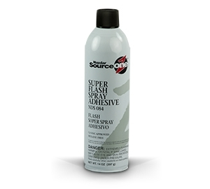 NDS084 Super Flash Textile Mist Spray Adhesive