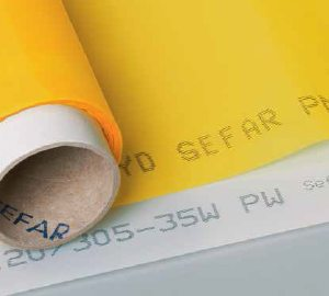 PME Yellow Graphic Screen Printing Mesh