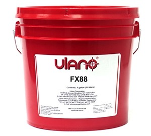 FX88 Solvent Resistant Direct Emulsion - Blue