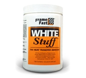 White Stuff Heat Transfer Adhesive - Medium