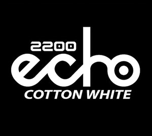 EPIC K2200 Echo Cotton White