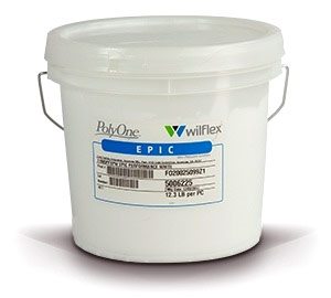Epic Non-Phthalate Plastisol Inks - Performance White
