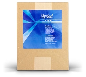 Myriad 2 Laser Printer Film - Clear