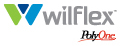 Wilflex PolyOne Corporate Logo