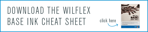 Download  the wilflex base ink cheat sheet. Click here!