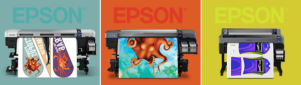 Epson Dye Sublimation Printers