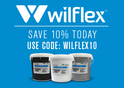 Wilflex Textile Screen Ink: Save 10% - Use code: WILFLEX10
